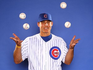 2012 MLBPA - The Players Choice Photo Shoot - Chicago Cubs