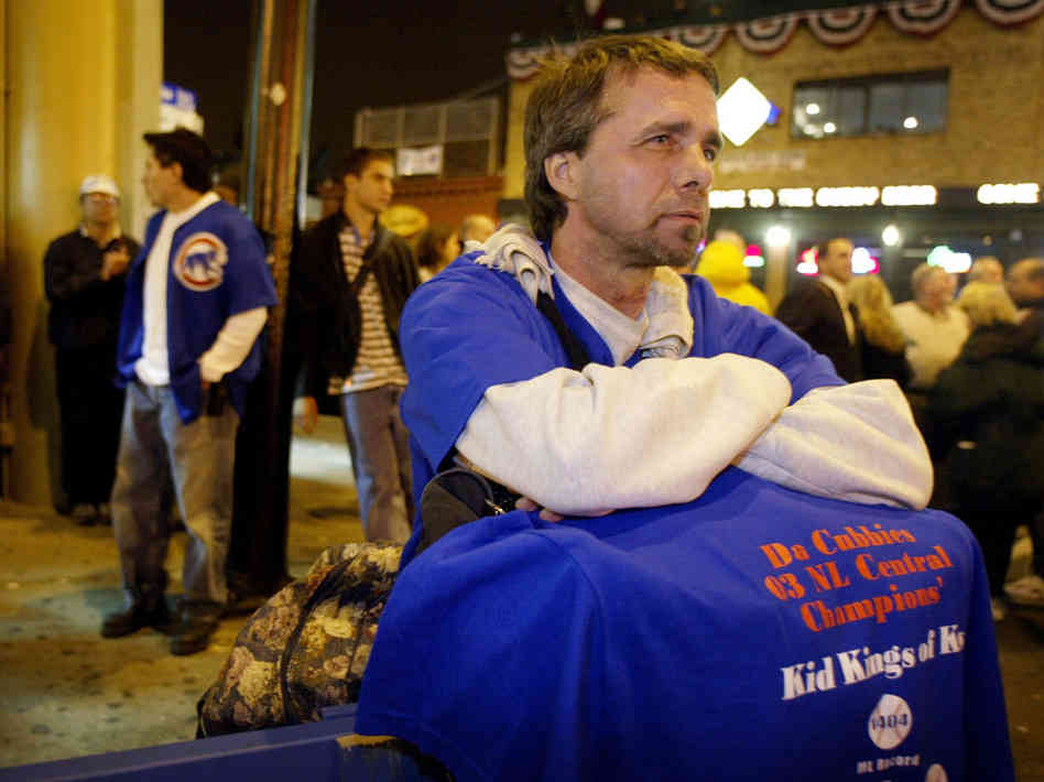 The State Of Being a Red-Assed Cubs Fan
