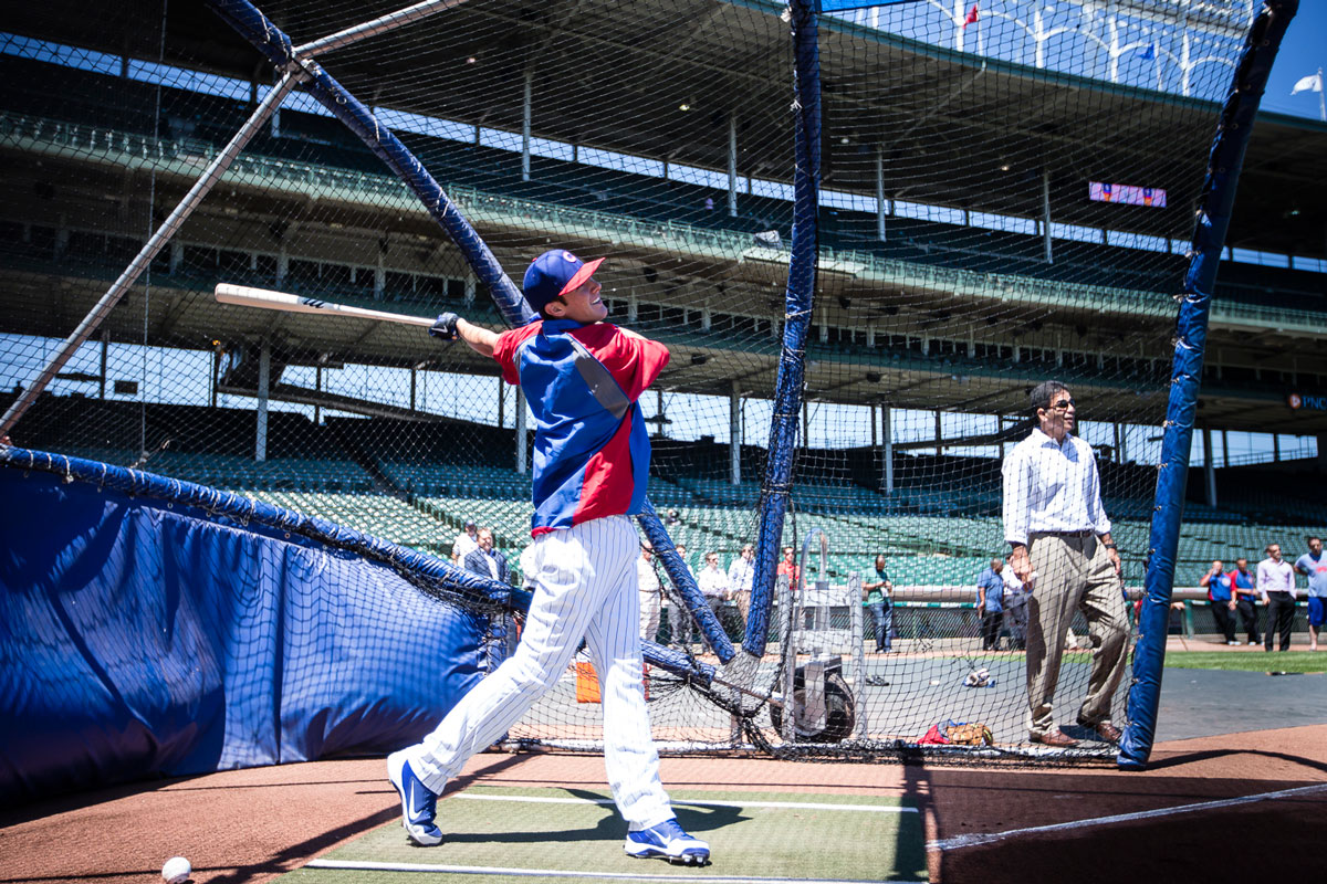 Why can't Kris Bryant make the opening day roster?
