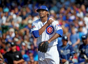 Cubs' first division problems