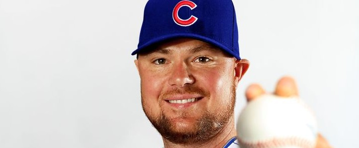 Six questions with Jon Lester