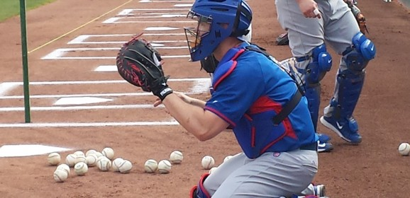Ten reasons why David Ross is the Cubs backup catcher