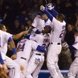 How many guys can the Cubs fit in the dugout?