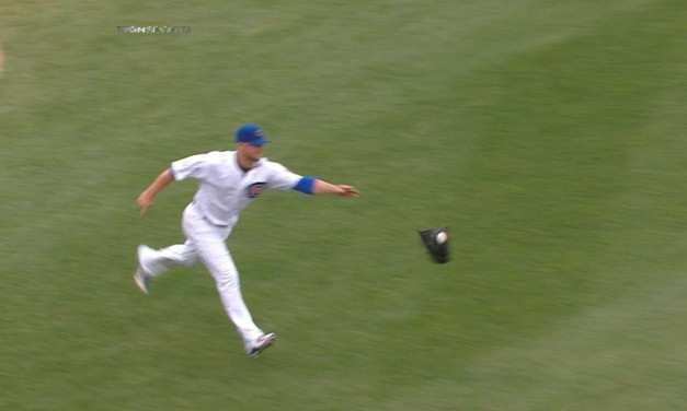 Jon Lester is going to have to learn to throw to first